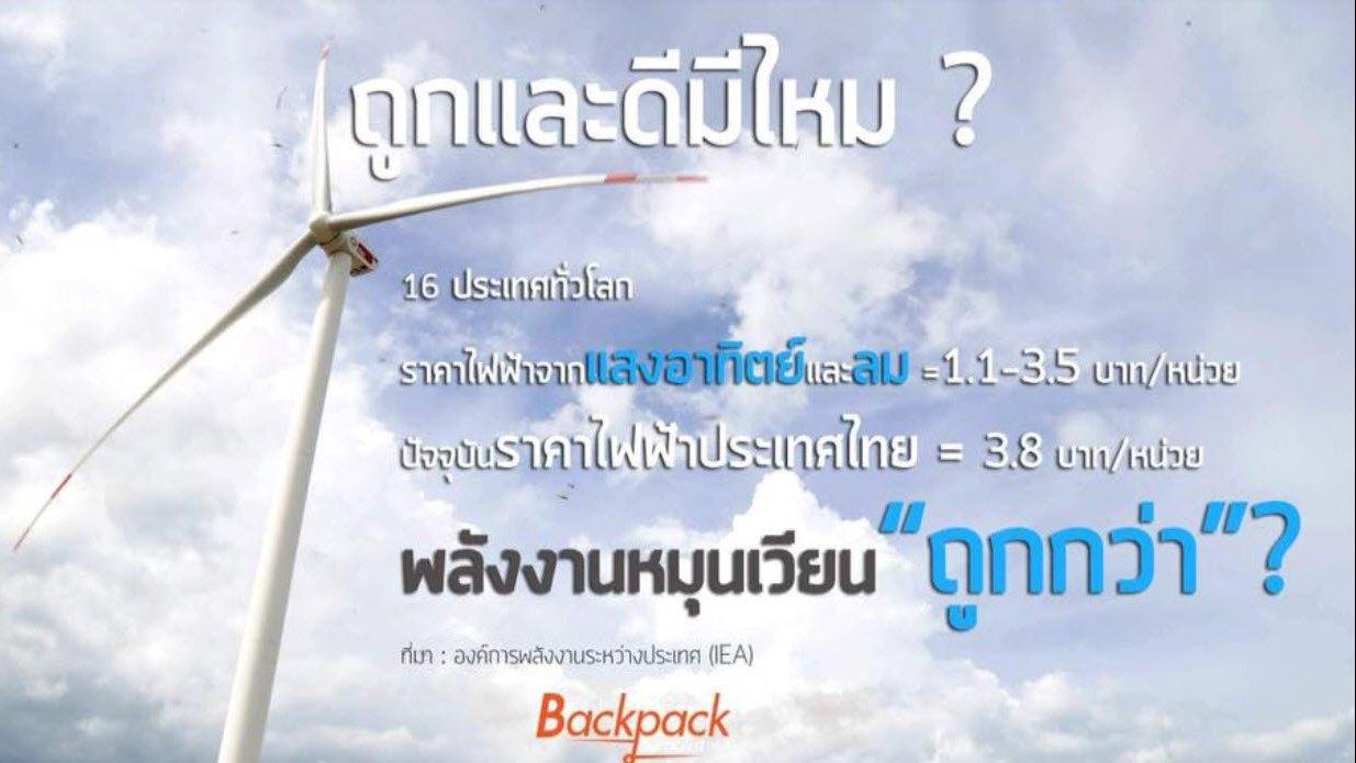พลเมืองข่าว - พลังงานราคาถูก