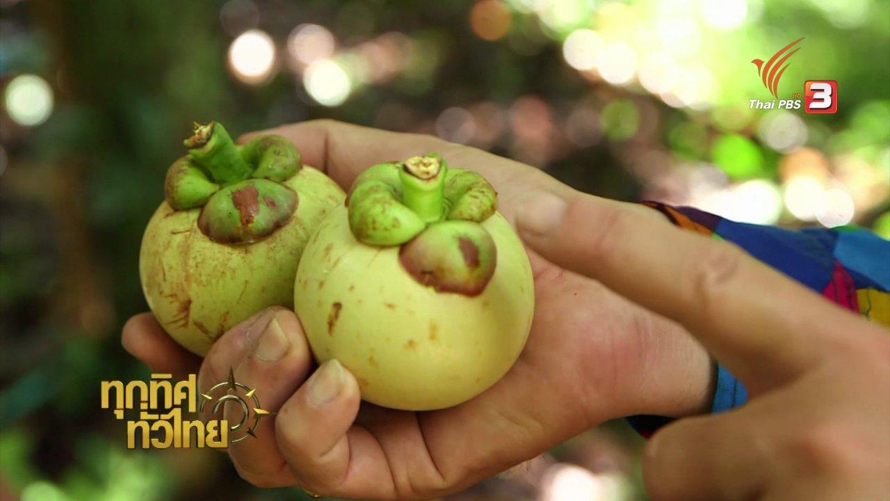 ทุกทิศทั่วไทย - แกงส้มมังคุด