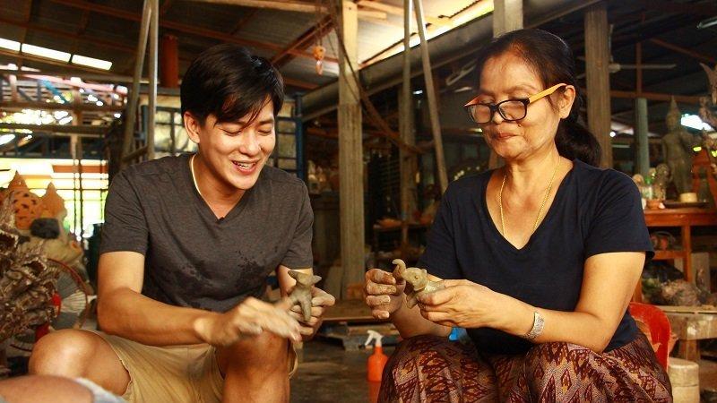ทั่วถิ่นแดนไทย - มรดกแห่งภูมิปัญญาหมู่บ้านสังคโลก และเครื่องปั้นดินเผาบ้านทุ่งหลวง จ.สุโขทัย