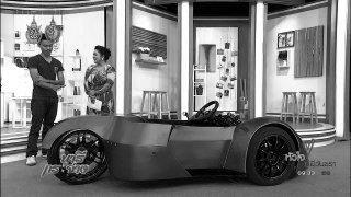นารีกระจ่าง - หนุ่มไทยสุดเจ๋ง! สร้างรถพลังงานไฟฟ้า 100%