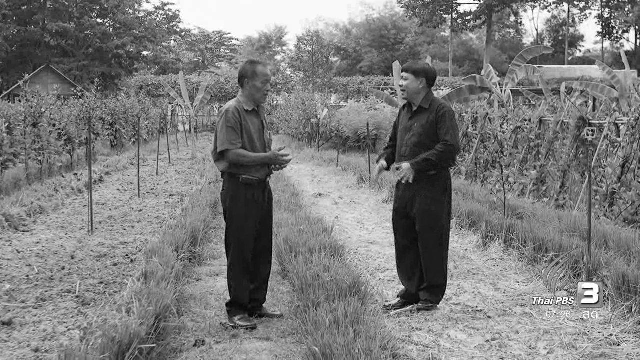 วันใหม่  ไทยพีบีเอส - การแก้ปัญหาดิน เพื่อการทำเกษตรที่ยั่งยืน