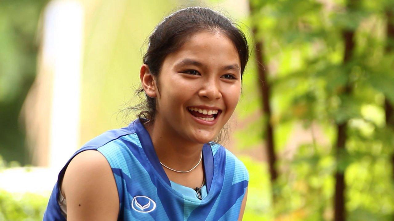 OBEC Young Beach Volleyball 2016 Inspired by Thai PBS - พูดคุยกับน้องๆนักกีฬาวอลเลย์บอลชายหาดจากทีมโรงเรียน บ้านโฮ่งรัตนวิทยา