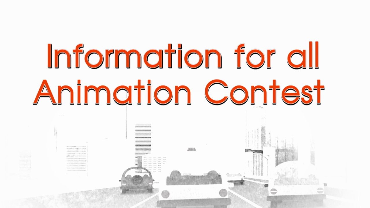 Information for all Animation Contest