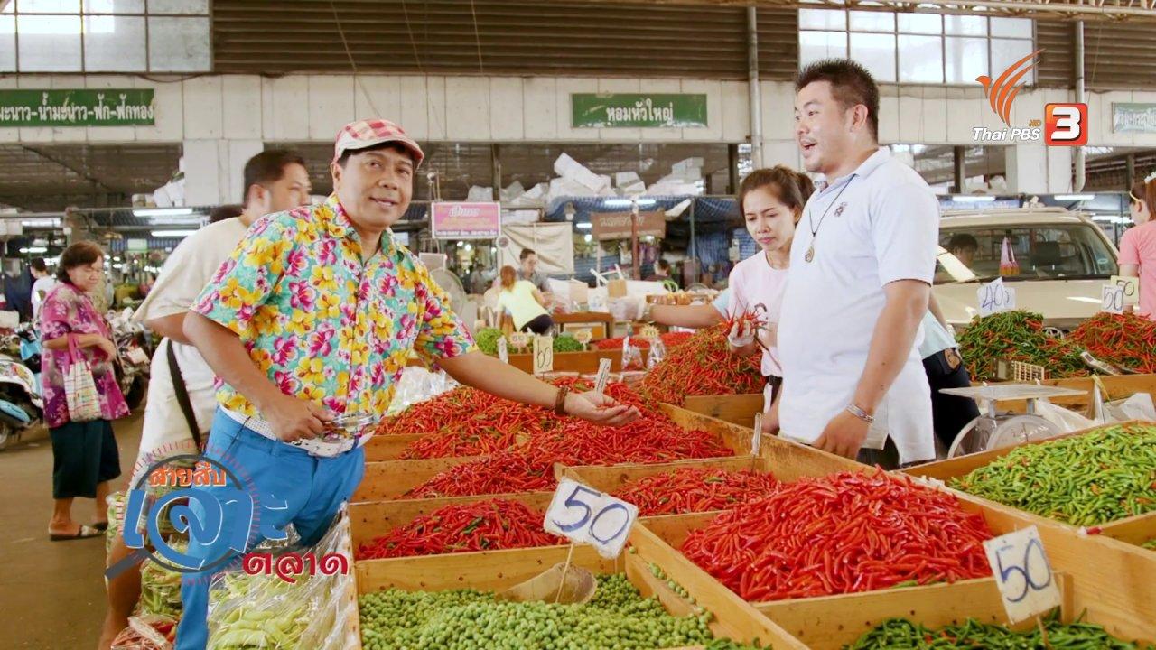 วันใหม่  ไทยพีบีเอส - สายสืบเจาะตลาด : สำรวจราคาเครื่องแกง