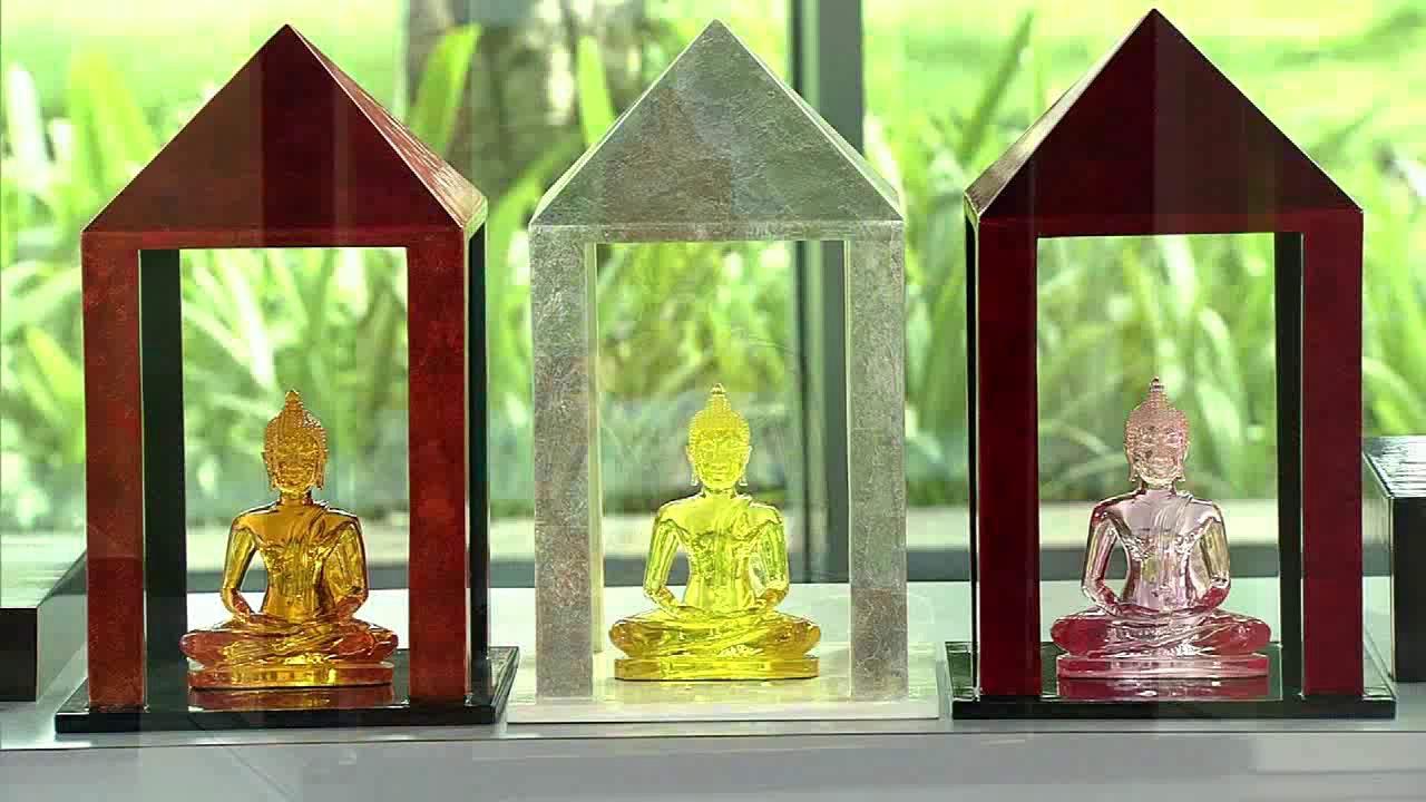 วันใหม่  ไทยพีบีเอส - ลงทุนทำกิน : ออกแบบหิ้งพระ-ศาลเจ้า เข้ากับดีไซน์บ้าน