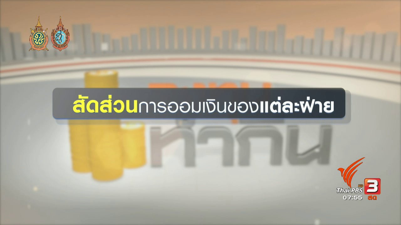 วันใหม่  ไทยพีบีเอส - Happy Money : การออมเงินเพื่อครอบครัว