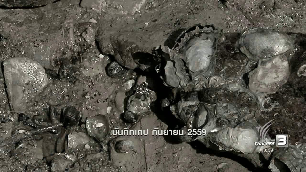 ข่าวค่ำ มิติใหม่ทั่วไทย - ตะลุยทั่วไทย : หอยน้ำพริก