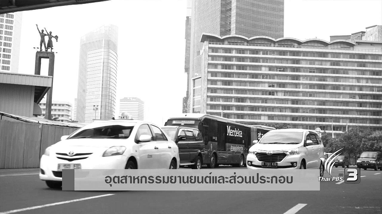 AEC Business Class  รู้ทันเออีซี - AEC Movement : อุตสาหกรรมในอินโดนีเซียที่แข่งขันกับไทย