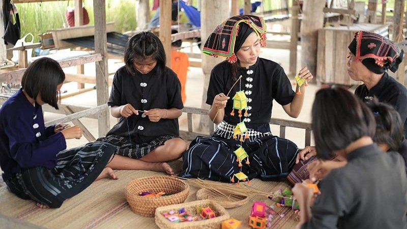 เที่ยวไทยไม่ตกยุค - สืบสานวัฒนธรรมไทดำ จังหวัดเลย