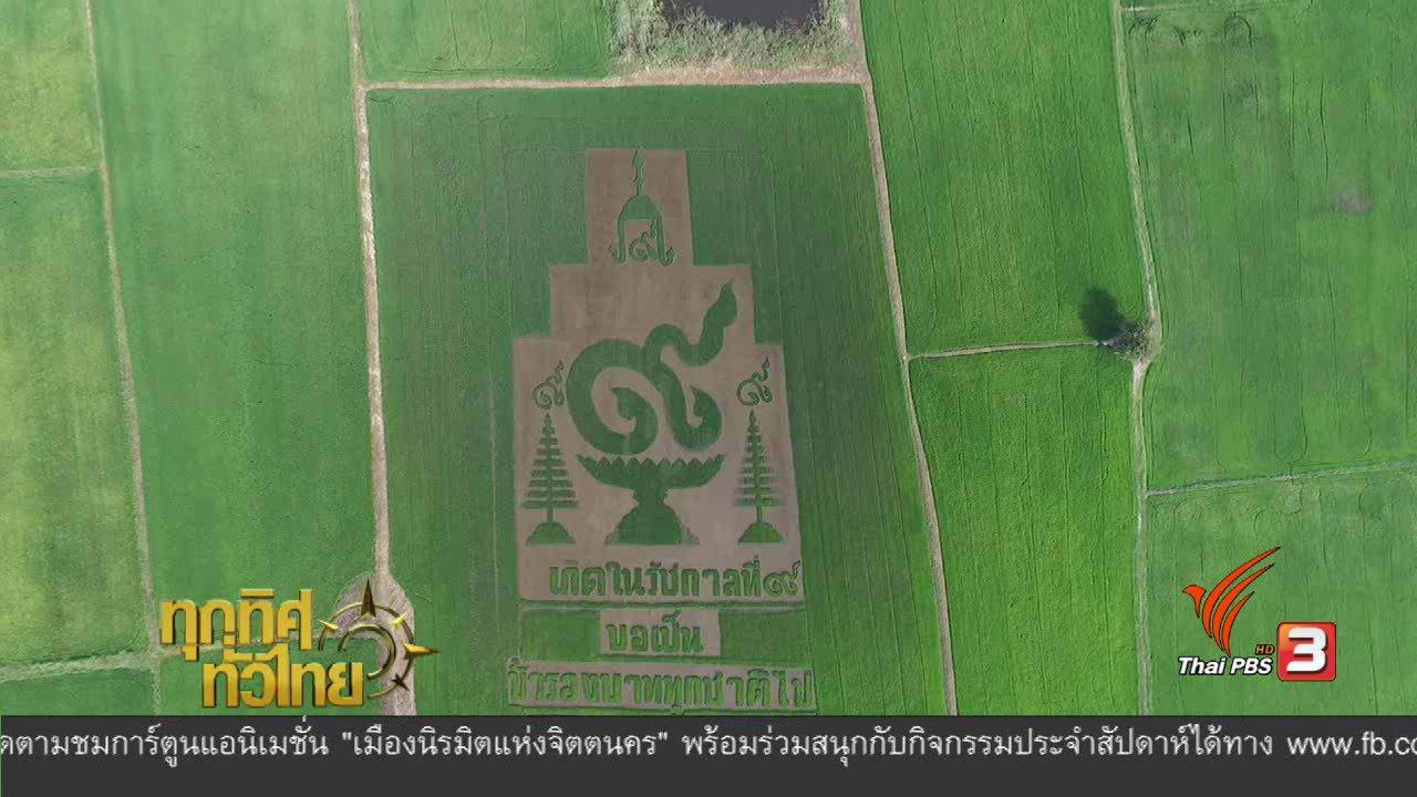 ทุกทิศทั่วไทย - ประเด็นข่าว ( 15 ก.พ. 60)