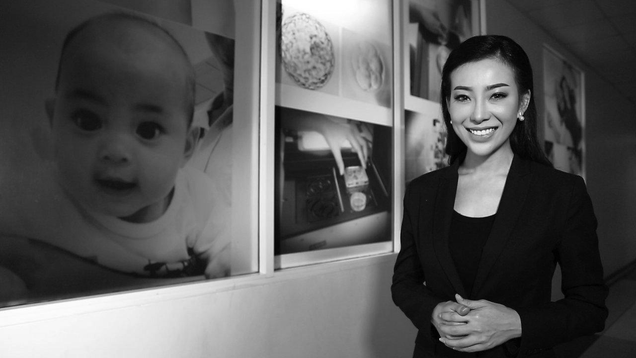 """คนสู้โรค - การแก้ไขภาวะผู้มีบุตรยาก, ประโยชน์ของ """"โยเกิร์ตมะพร้าวข้าวหมาก"""""""