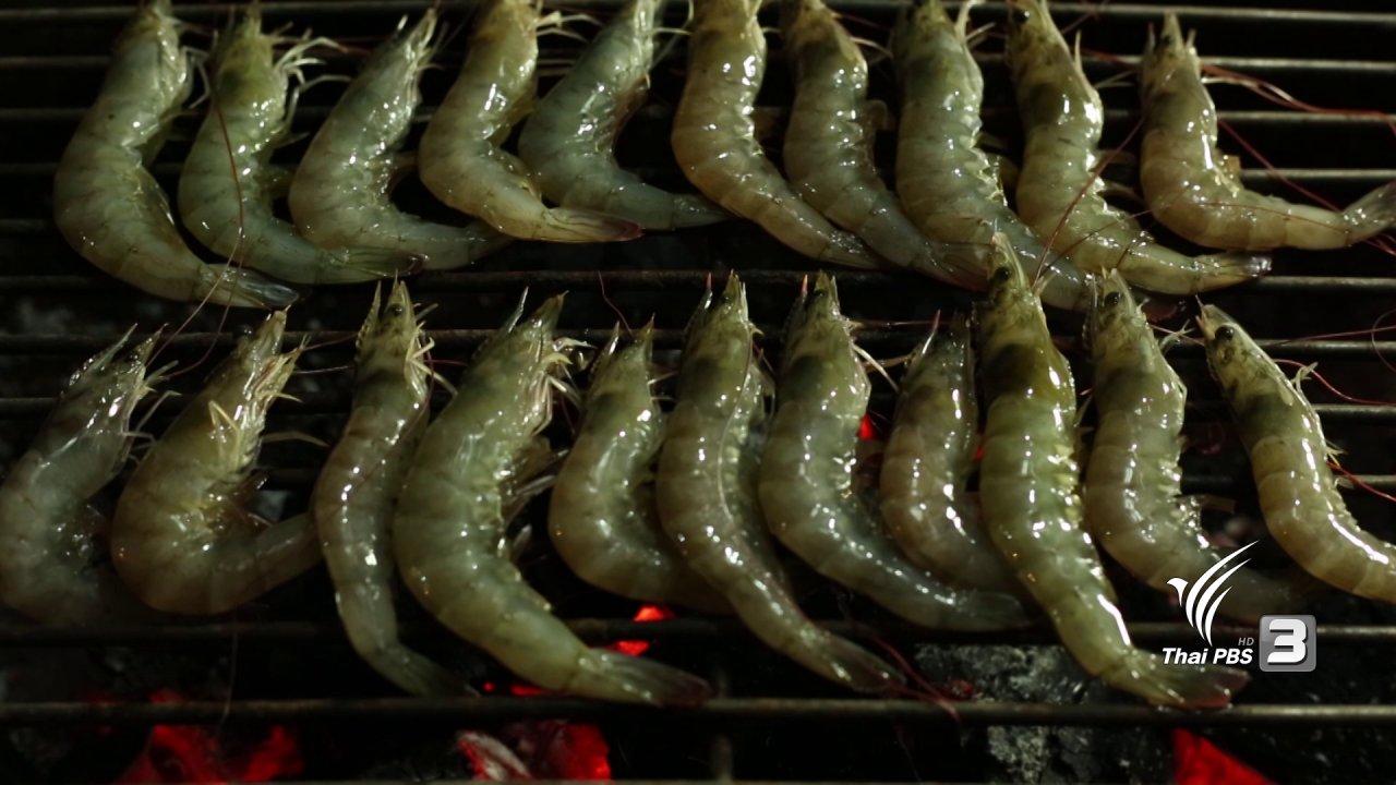ทั่วถิ่นแดนไทย - นิเวศน์แห่งท้องทะเลตะวันออก บ้านแขมหนู จ.จันทบุรี
