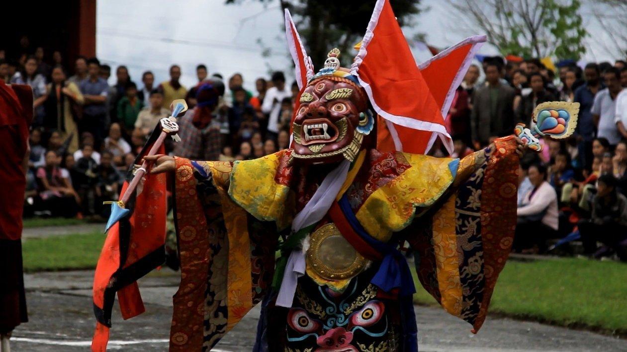 Spirit of Asia - ชาวบูเธีย และระบำหน้ากากนักรบ