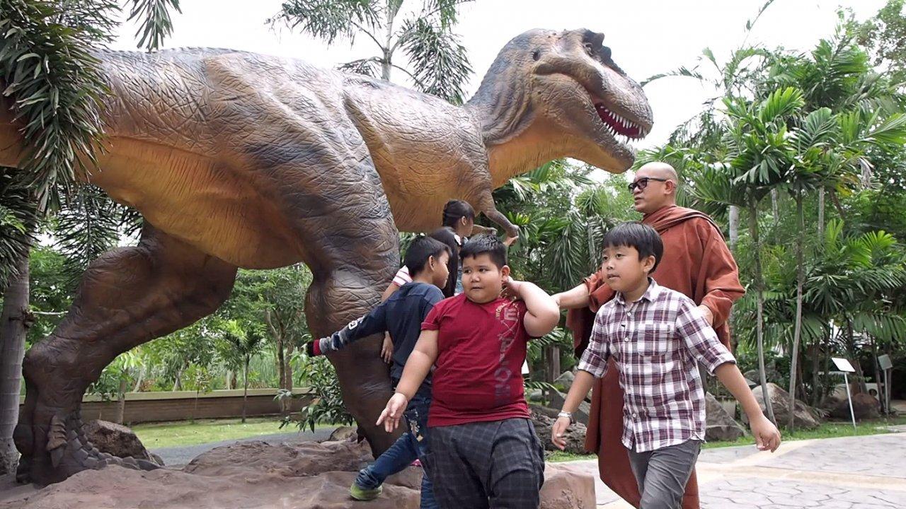 ธรรมะกับทโมน - ทำไมไดโนเสาร์หายไป