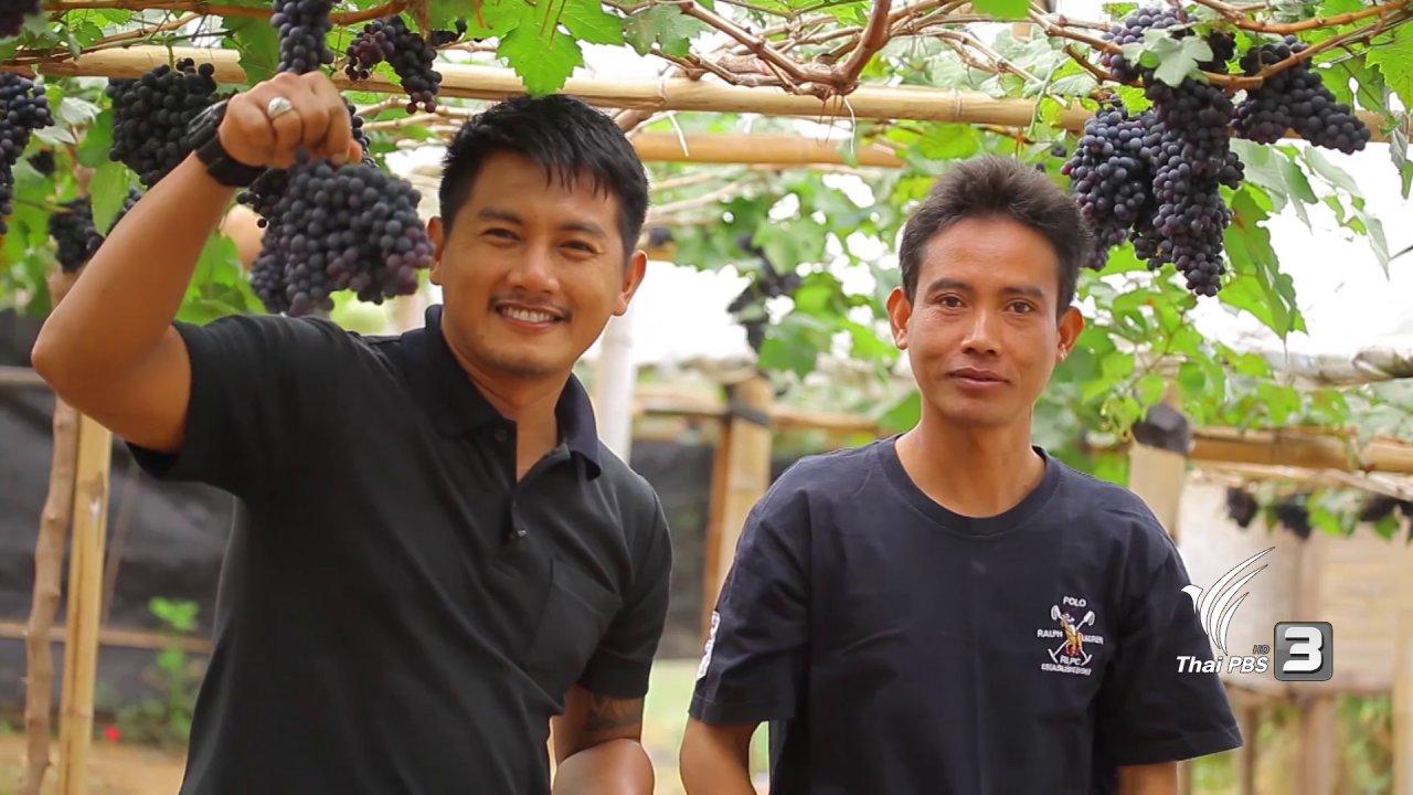 ทั่วถิ่นแดนไทย - รอยยิ้มจากยอดดอย สถานีพัฒนาเกษตรที่สูงตามพระราชดำริ บ้านสะจุก-สะเกี้ยง จ.น่าน