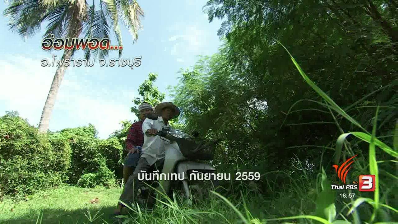 ข่าวค่ำ มิติใหม่ทั่วไทย - ตะลุยทั่วไทย : อ่อมพอด