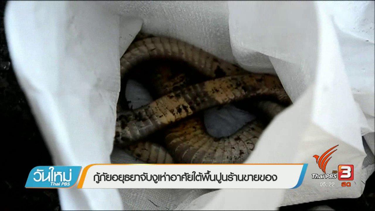 วันใหม่  ไทยพีบีเอส - ประเด็นข่าว (2 ก.พ. 60)