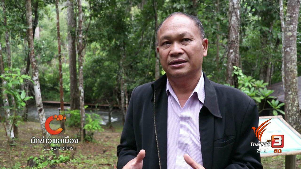 ที่นี่ Thai PBS - การจัดการที่ทำกินในเขตป่า