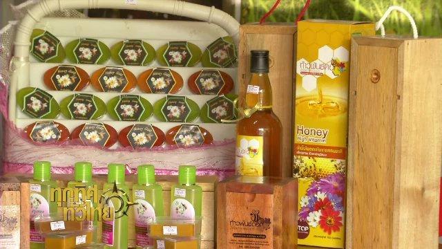 ทุกทิศทั่วไทย - ชุมชนทั่วไทย : เลี้ยงผึ้งโพรง