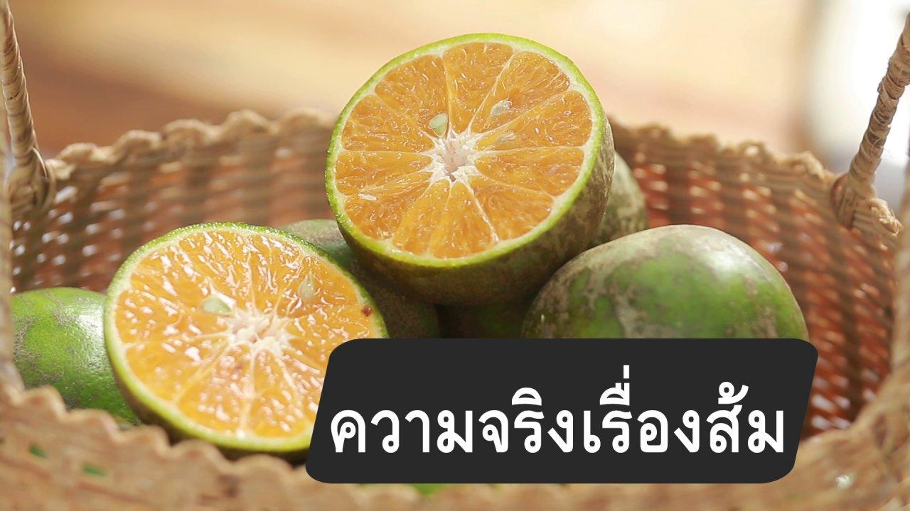 กินอยู่...คือ - สูตรลับออนไลน์ : ความจริงเรื่องส้ม