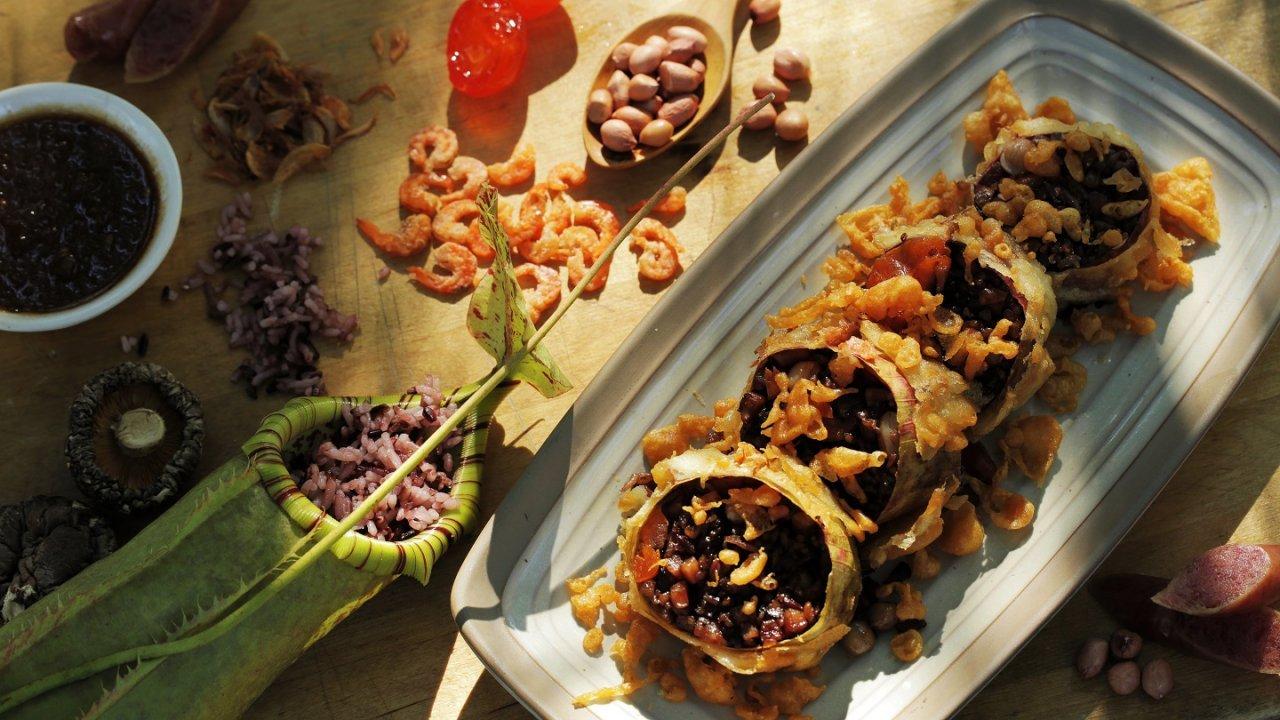 Foodwork - เมนูฟิวชัน: บ๊ะจ่างหม้อแกงลิง