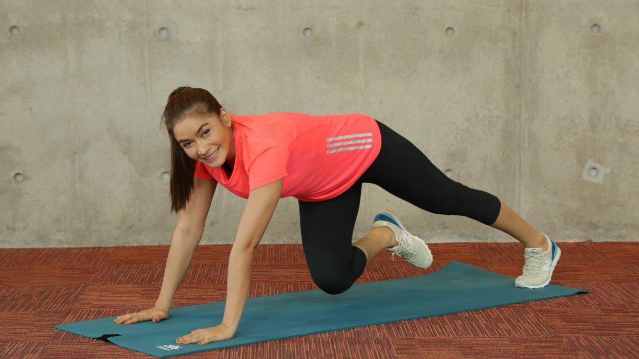 คนสู้โรค - บริหารร่างกายง่ายๆ ด้วยท่า Plank
