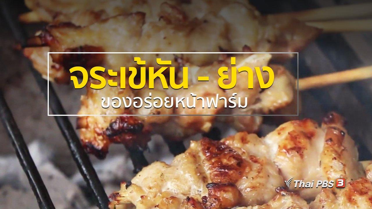 ทุกทิศทั่วไทย - อาชีพทั่วไทย : จระเข้หัน - ย่าง ของอร่อยหน้าฟาร์ม