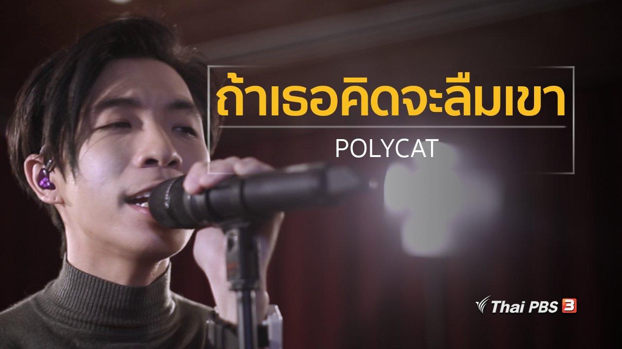 นักผจญเพลง - ถ้าเธอคิดจะลืมเขา – POLYCAT