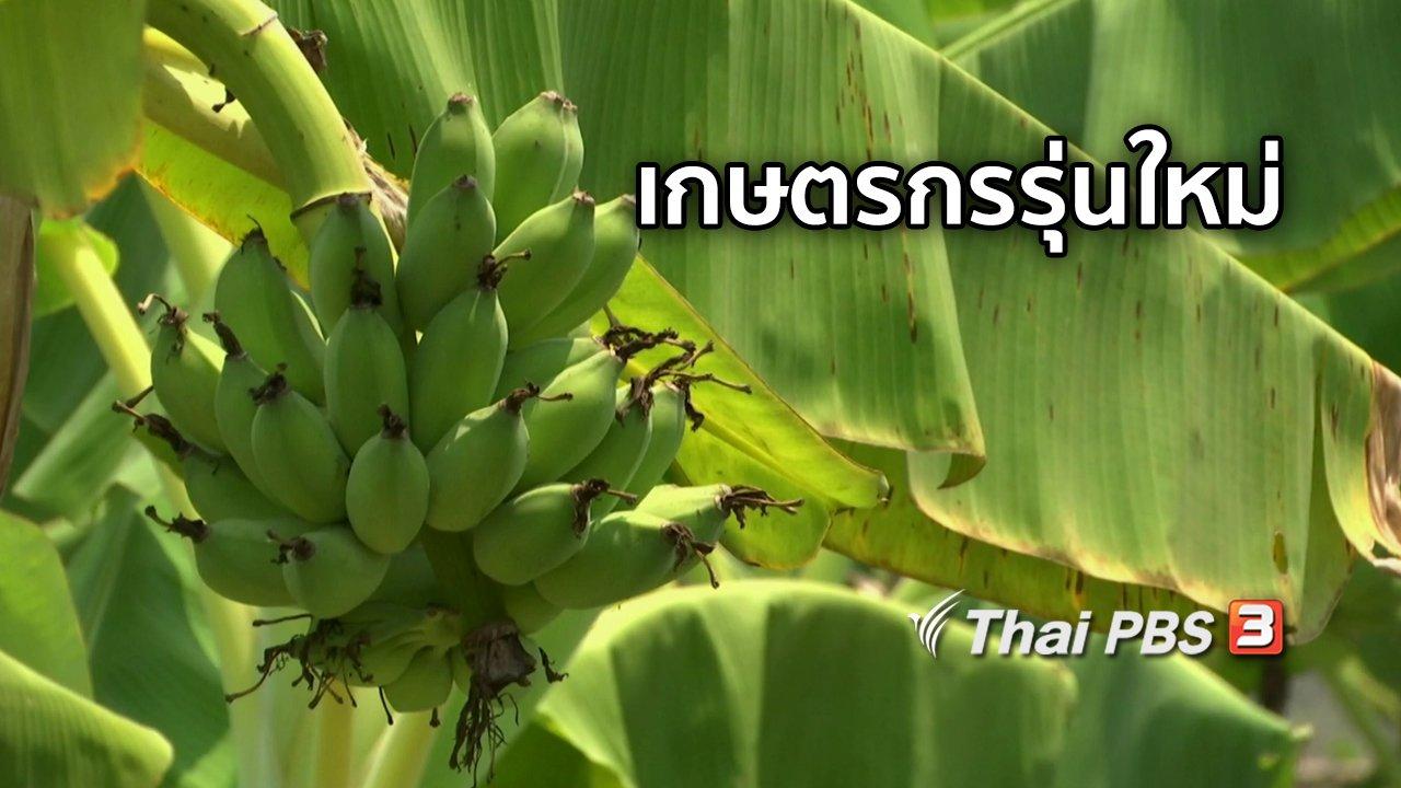 จับตาสถานการณ์ - ตะลุยทั่วไทย : เกษตรกรรุ่นใหม่
