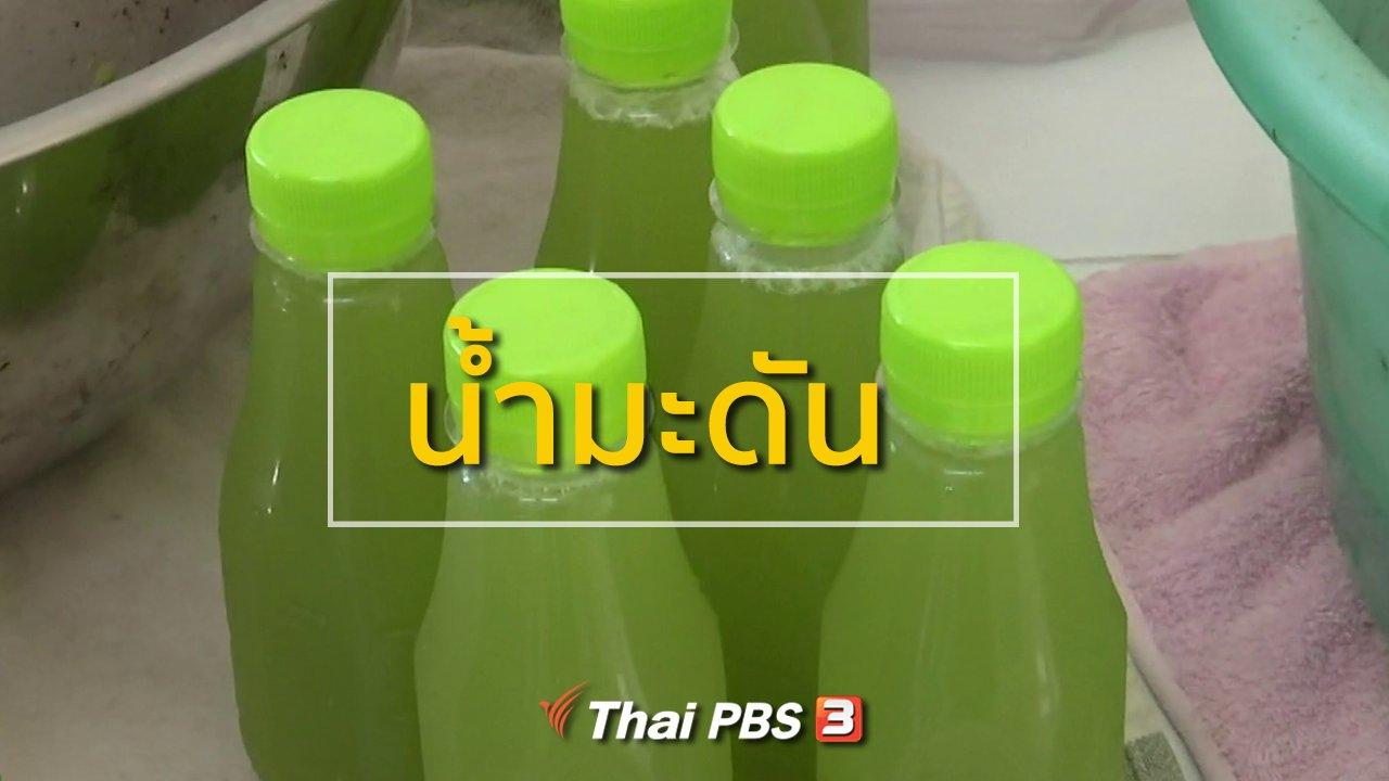ทุกทิศทั่วไทย - อาชีพทั่วไทย : น้ำมะดัน