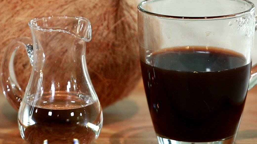 คนสู้โรค - กาแฟผสมน้ำมันมะพร้าว