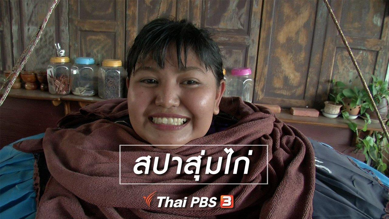 จับตาสถานการณ์ - ตะลุยทั่วไทย : สปาสุ่มไก่