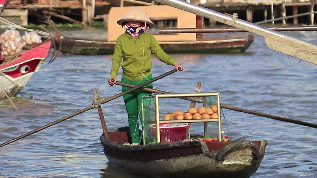 ซีรีส์วิถีคน - ตลาดน้ำสุดแปลกในเวียดนาม