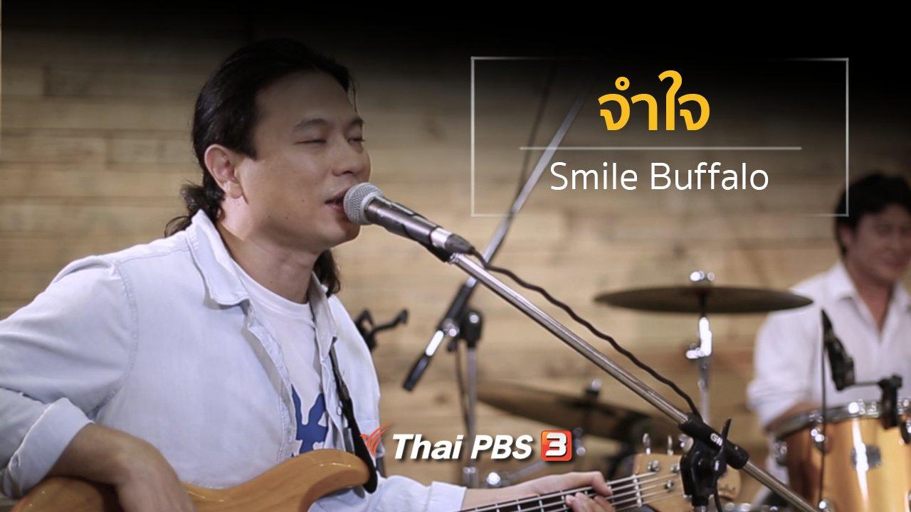 นักผจญเพลง - จำใจ - Smile Buffalo